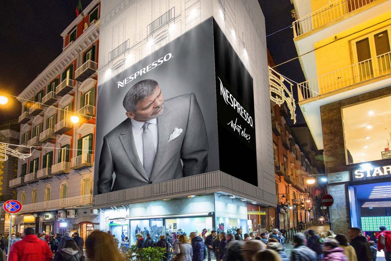 Pubblicità affissioni Napoli