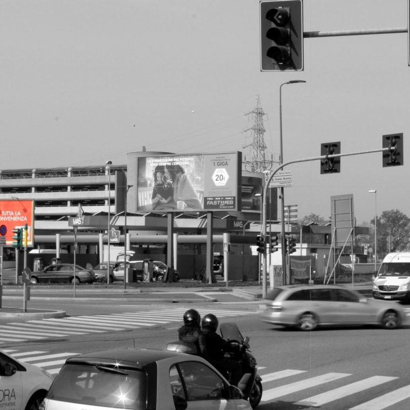 Affissione 6x3 VIA GALLARATE 20016 Milano - 3632