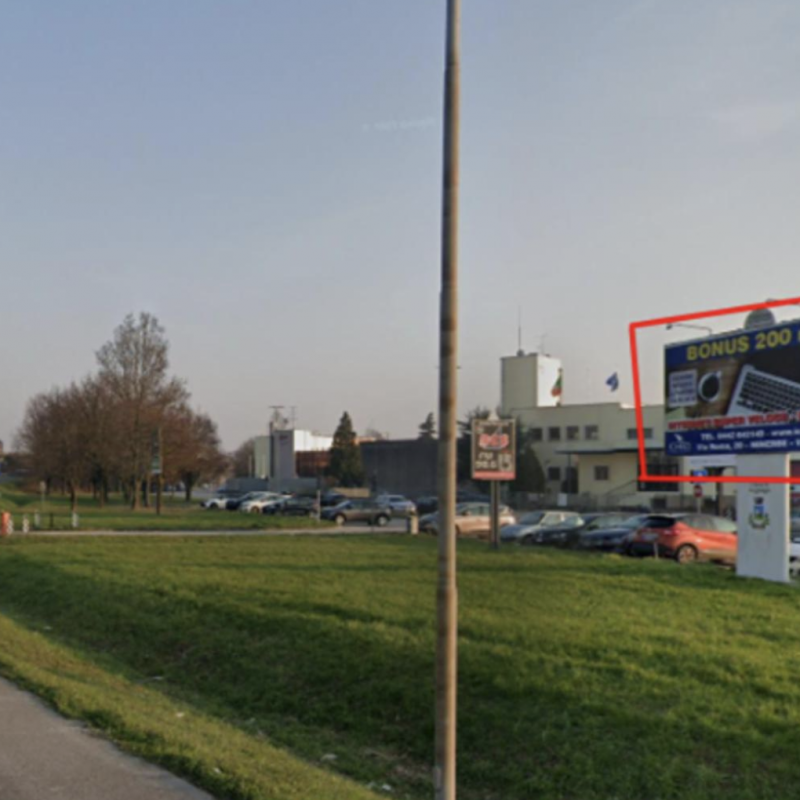 Affissione 6x3 VIA VERONA 37045 Legnago - Verona - Veneto