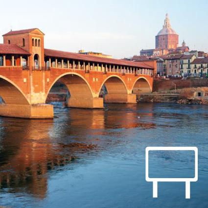 Affissioni pubblicitarie Pavia Pubblicità esterna